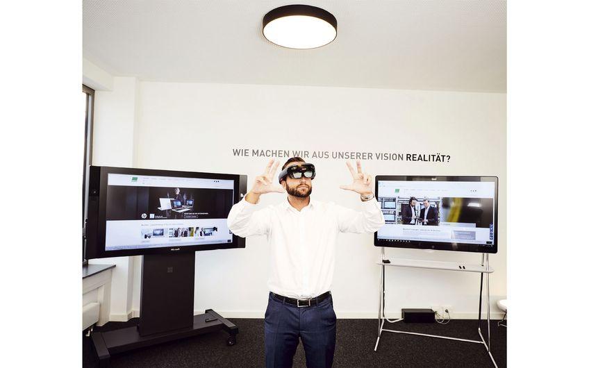 Modern Workplace: Bei Bechtle Dortmund erleben Kunden den Arbeitsplatz der Zukunft schon heute