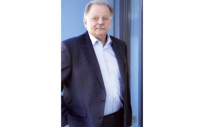 Burkhard Rüßmann, Geschäftsführer