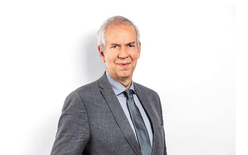 Bernhard Jacobs, Geschäftsführer  Industrieverband Blechumformung (IBU)