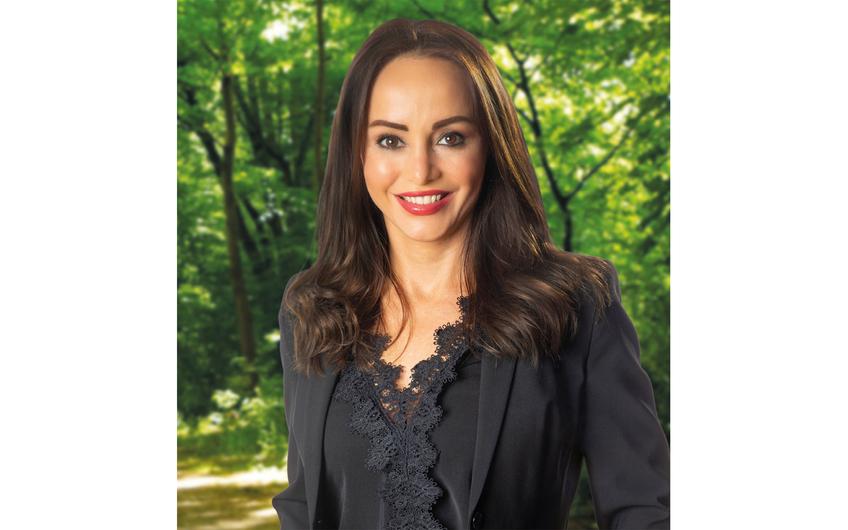 Geschäftsführerin Eda Brux