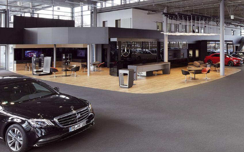 Autohaus Heinrich Rosier: Digitaler Schauraum