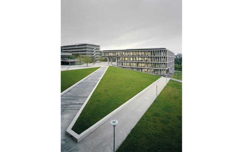 Universität Tübingen – Neubau ZMBP