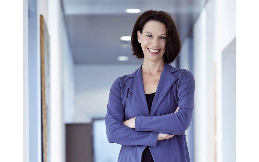 Dr. Nathalie Oberthür ist Vorsitzende des Ausschusses Arbeitsrecht des Deutschen Anwaltvereins (Foto: Bine Bellmann)