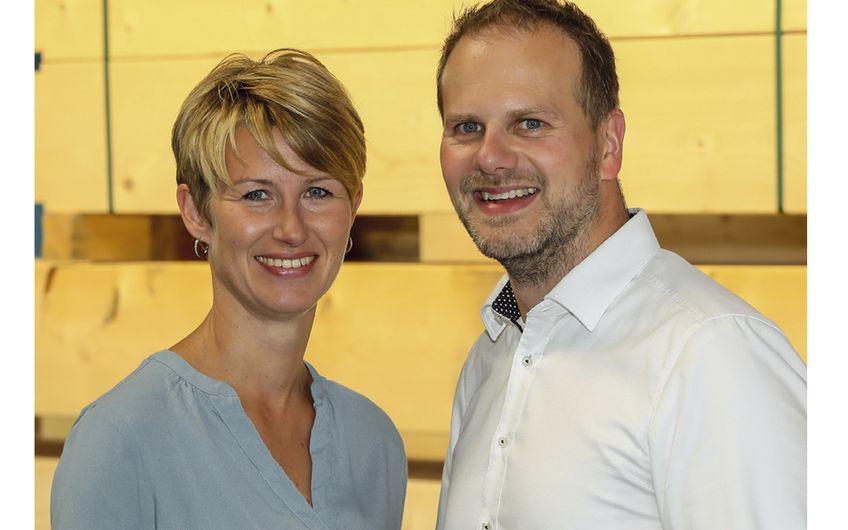 Katharina und Marco Tietz