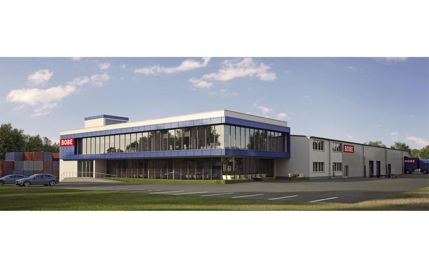 Bobe: Verwaltungsgebäude in Bad Salzuflen