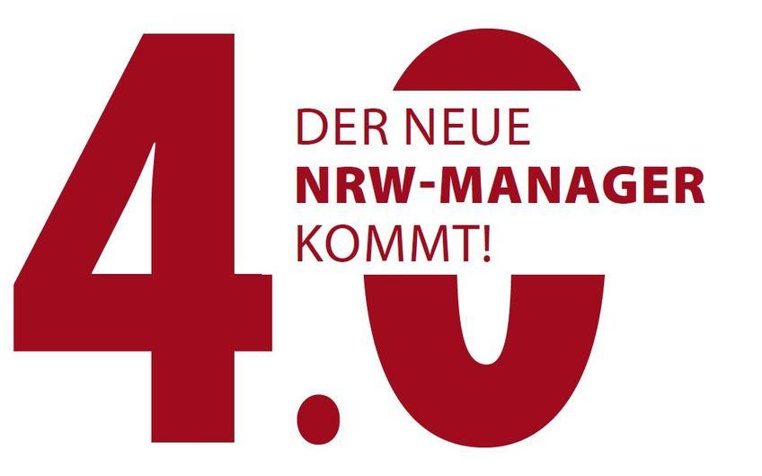 Der neue NRW MANAGER kommt!