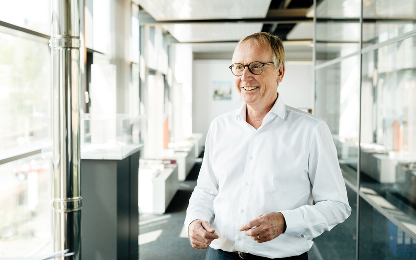 Architekt und Stadtplaner Dr. Burkhard Schrammen