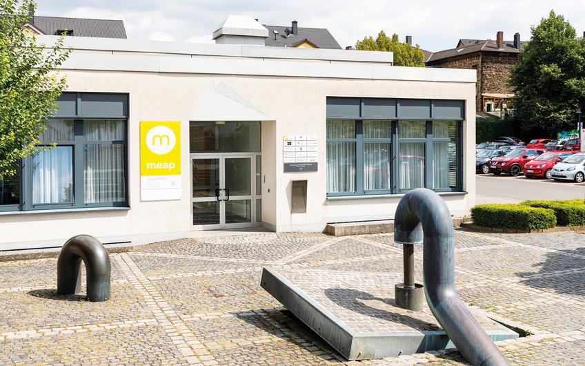 Der Sitz der meap GmbH: im Herzen von Witten-Annen
