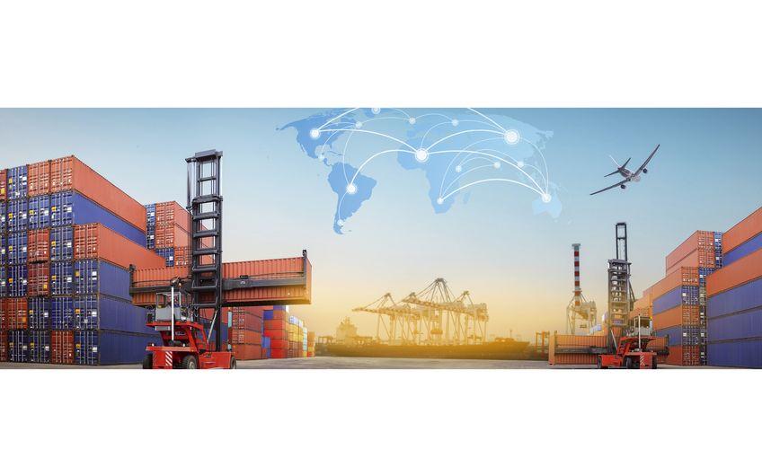 Spedition und Logistik: Gute Laune im Transportgewerbe