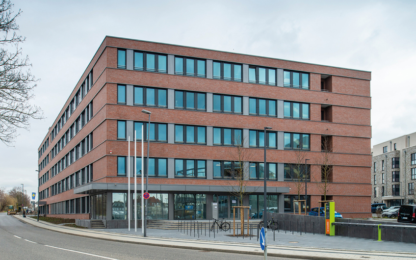 Das Werkquartier Guter Freund in Aachen war das erste Modulbauprojekt für die Landmarken AG – und sicher nicht das letzte