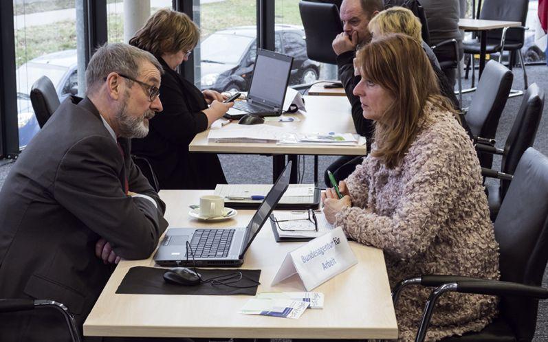 GrenzInfoPunkt Euregio Rhein-Waal: Chance für Unternehmen