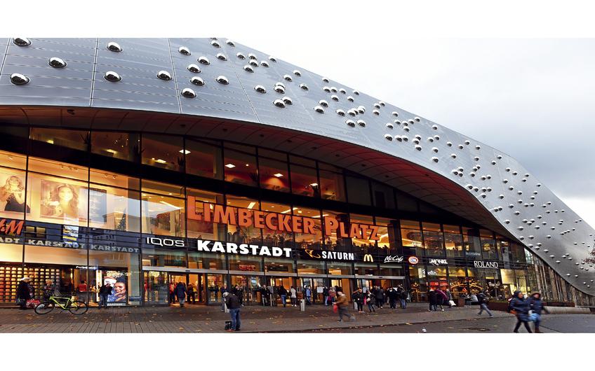 Im Essener Einkaufszentrum Limbecker Platz kommt jetzt auch die Grabowski-Wartungssoftware zum Einsatz (Foto: Gerd Lorenzen)
