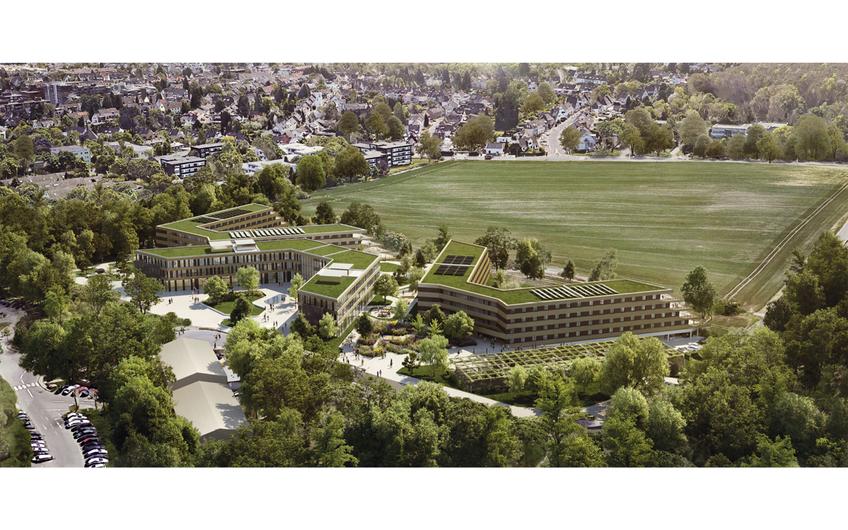 Heider Bergsee Campus Brühl