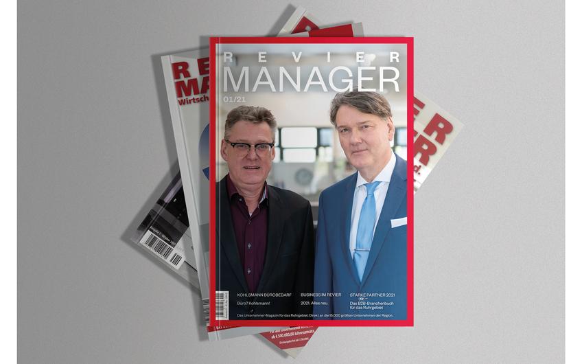 REGIO MANAGER: Revier Manager 2021. Alles neu.