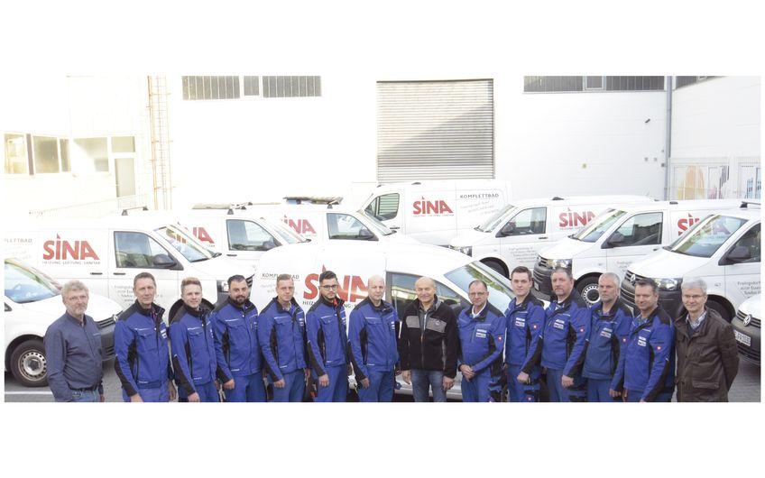 SINA: 100 Jahre SINA GmbH