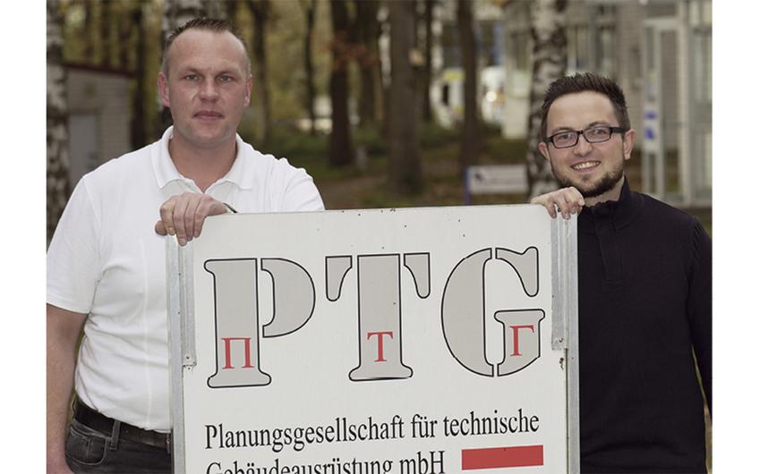 Die nächste Generation: Björn Solbach (l.) und David Dziurzik (r.) (Foto: Holger Bernert)