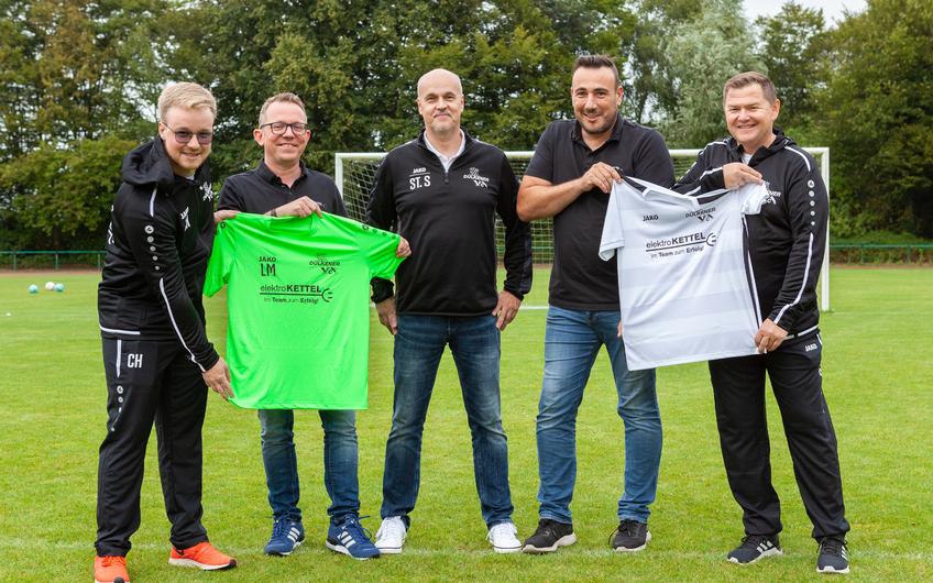 Elektro Kettel: Neuer Sponsor des Dülkener FC