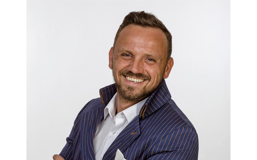 Patrick Linnemann, Vertriebsleiter  D-A-CH bei NICEBRIDGE (Foto: Dominik Pfau)