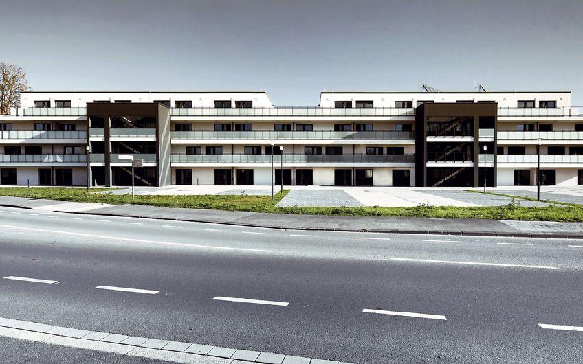 Neubau MFH Dortmund