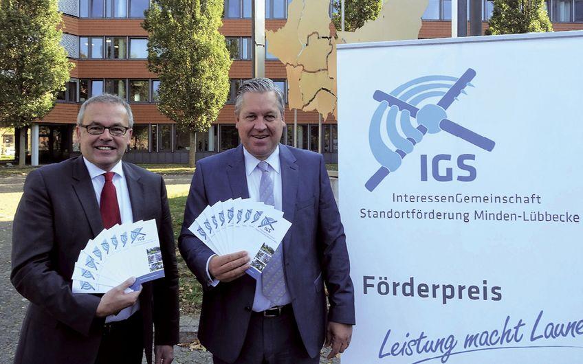 IGS: Förderpreis erneut ausgeschrieben