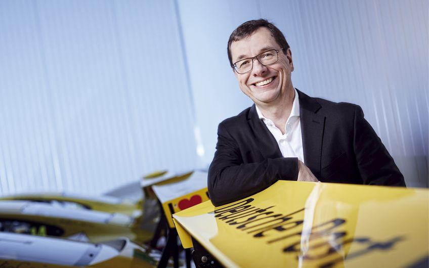 Marcus Scheiber kennt das Thema Unternehmensführung mit all seinen Höhen und Tiefen sehr genau