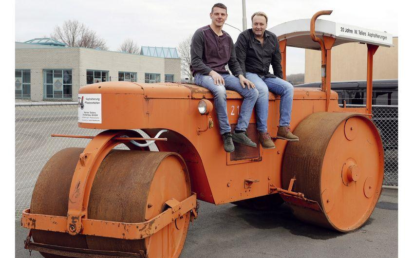 Werner Tellers Straßenbau: Qualität durch Kompetenz
