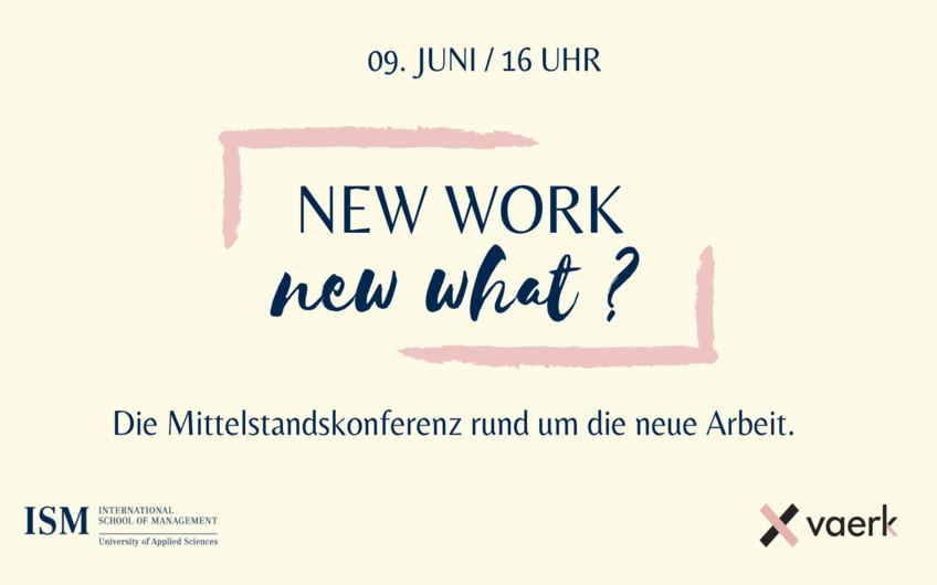 ISM New Work Konferenz