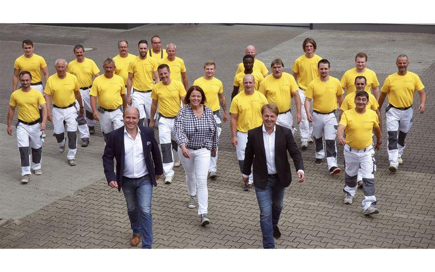 Das Team der Dohm & Huly GmbH in Velbert-Langenberg