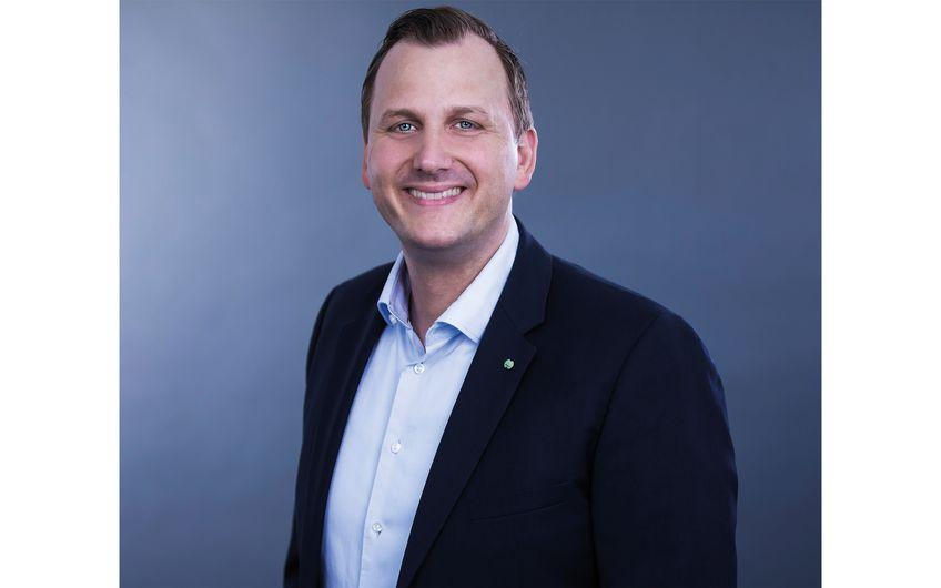 Florian Stäwen, CFO Green IT