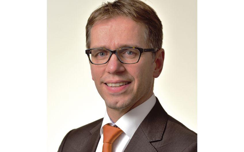 Christian Huttenloher ist Generalsekretär des Deutschen Verbands für Wohnungswesen, Städtebau und Raumordnung (Foto: Michael Kirsten/DV)