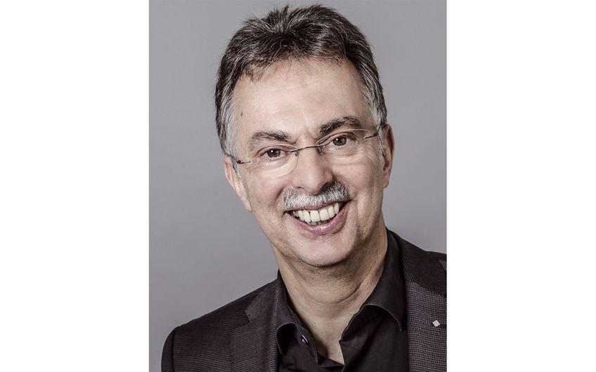 Ernst Uhing ist Präsident  der Architektenkammer NRW Foto: Frauke Brenne