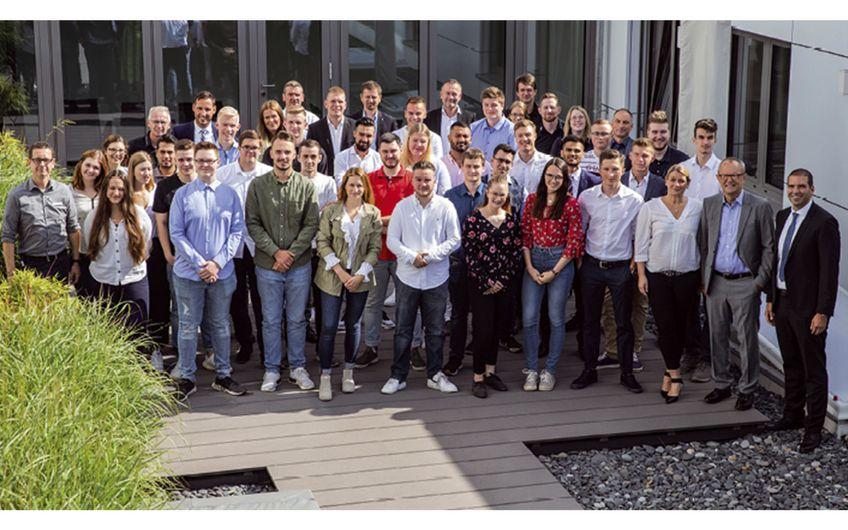 Tölke & Fischer: Attraktiver Arbeitgeber am Niederrhein