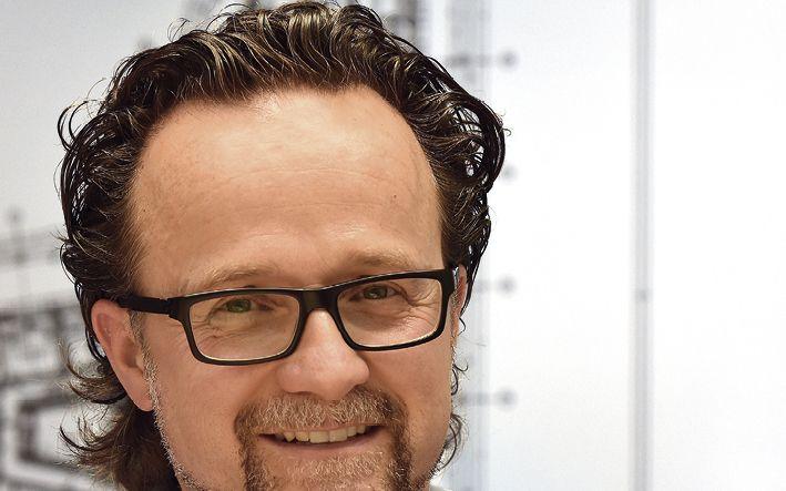 Geschäftsführer Erich Zürn