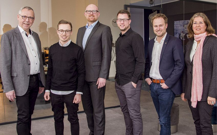 GFW Duisburg: Wirtschaftsdialog bei Fintory