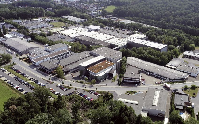 Die größten Unternehmen im Gewerbegebiet Wiebelsheide Arnsberg-Hüsten