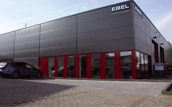 Ebel Werkzeugbau: Produktion in der neuen Halle angelaufen