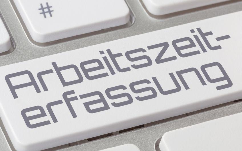 """Zeiterfassung: Digitale Antwort aufs """"Stechuhr-Urteil"""""""