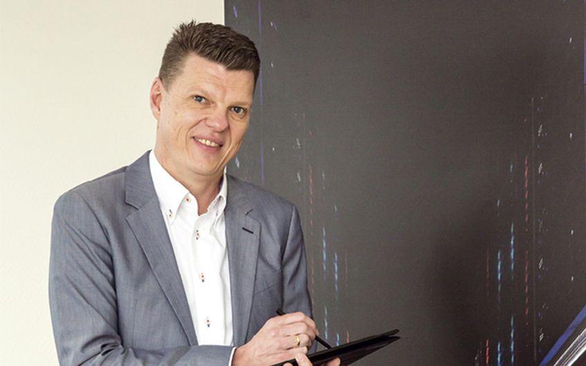 Gründer und Geschäftsführer Martin Ohlendorf