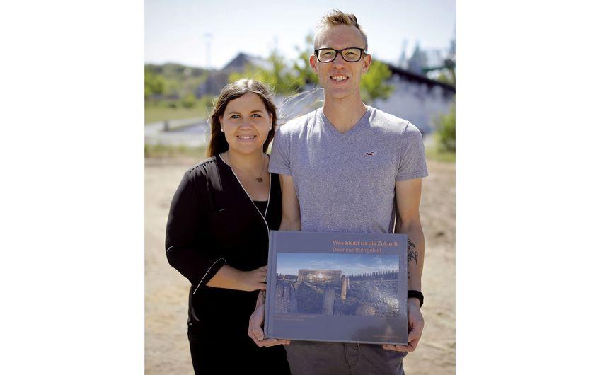 Das letzte Wohnbaugrundstück erwarben Nadine und Sascha Broandt (Foto: RAG Montan Immobilien/Thomas Stachelhaus)