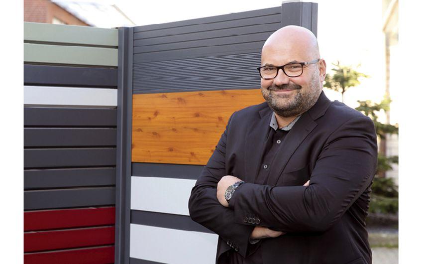 Geschäftsführer Gert Schrömgens