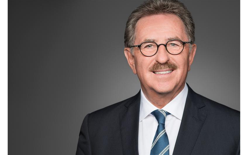 Josef Sanktjohanser, Präsident des Handelsverbandes HDE