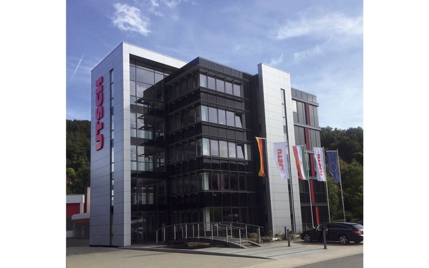 Verwaltungsgebäude Utsch AG Siegen