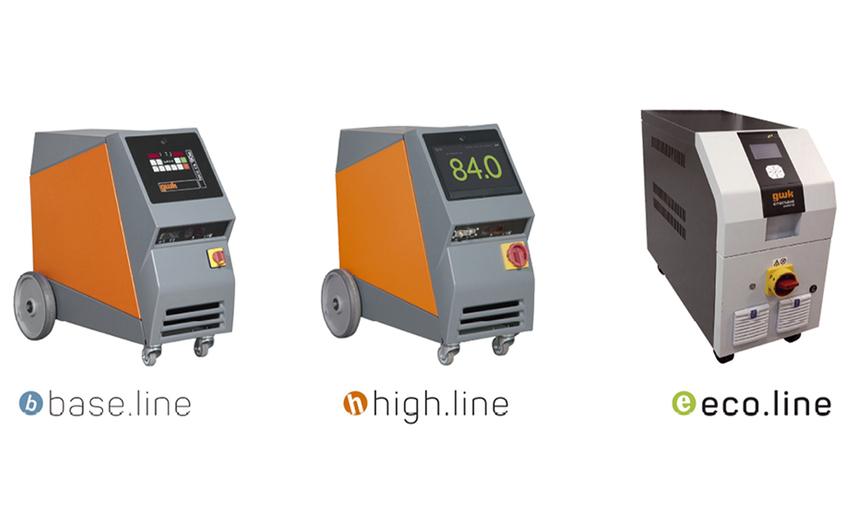 Gwk-Temperiergeräte: Effizient und nachhaltig; unverzichtbar für eine CO₂-neutrale Produktion (Foto: gwk)