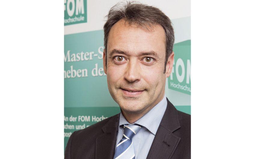 Prof. Dr. Jan Lies, FOM, Essen