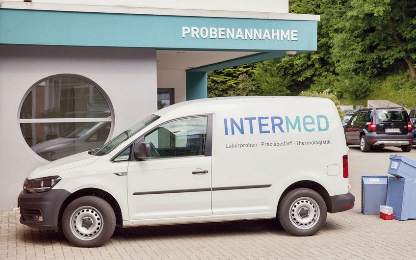 Deutschlandweites Logistik-Netzwerk (Foto: Holger Bernert)