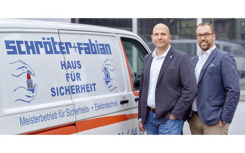 Schröter + Fabian, Haus für Sicherheit: Gebäude schützen – Gebäude sicher machen