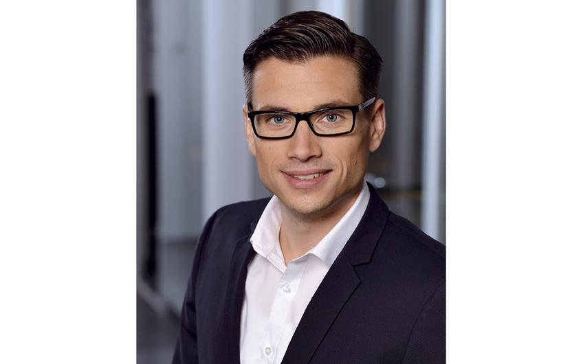 Sebastian Trautermann, Leiter der Alho-Niederlassung Rhein-Ruhr