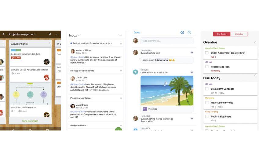 Manager-Apps: Smartes Projektmanagement für den Arbeitsalltag.