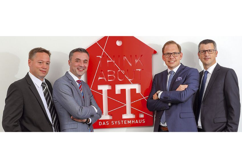 think about IT: Das IT-Team im Münsterland