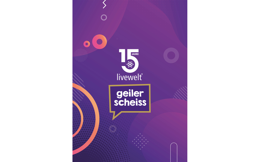 15 JAHRE LIVEWELT – GEILER SCHEISS